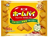 Fujiya Home Pie Share Pack Japan Snack Dagashi Extra Virgin Olive Oil