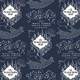 Harry Potter Flanell-Stoff – CAMFLAN06 Karte des