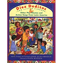 Ten Little Fingers And Other Play Rhymes And Action Songs from Latin  America