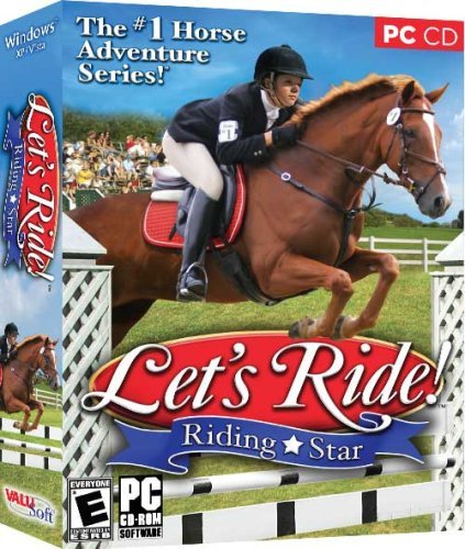 Let's Ride: Riding Star - PC by ValuSoft