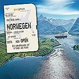Eine Reise durch Norwegen: Eine akustische Reise zwischen Oslo und den Lofoten (Spaziergänge)