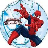 Tortenaufleger Spiderman 02