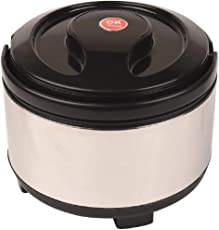 NAOE Stainless Steel Casserole 1500 ml. Set of 1 pc Losange