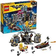 Batcueva de Batman de Lego con figuras de invasores incluidas