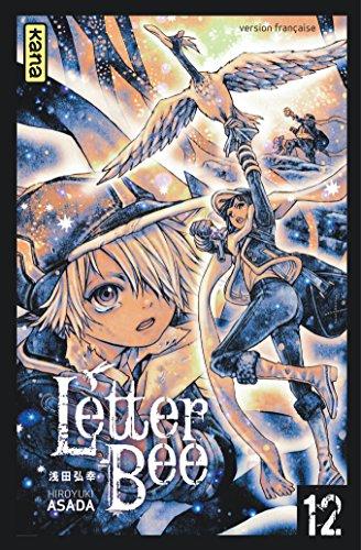 Letter Bee Vol.12 par ASADA Hiroyuki