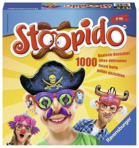 Preisvergleich Produktbild Stoopido: 1000 Quatsch-Gesichter