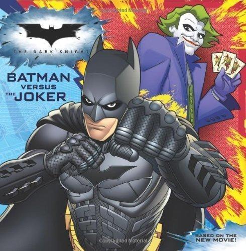 Batman Versus the Joker (Dark Knight) by Raymond, N. T. (2008) Paperback