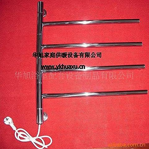 Portasalviette barra di acciaio inossidabile portasciugamani riscaldato