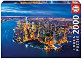 Educa 16773 - 2000 New York Aerial View, Puzzle