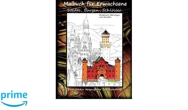 Ausgezeichnet Burg Malbuch Galerie - Ideen färben - blsbooks.com