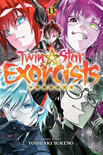 Twin Star Exorcists, Vol. 13 por Yoshiaki Sukeno