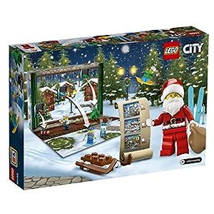 LEGO 60155 City Advent Calendar 2017 Construction Toy