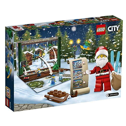 LEGO City Town - Calendario de Adviento (60155)