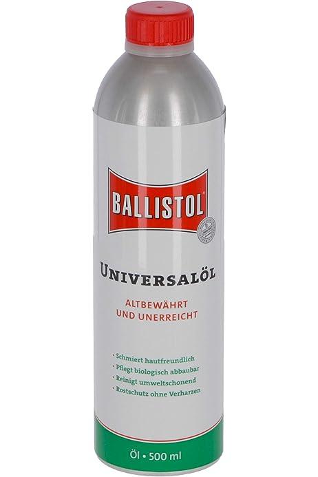 Universalöl Ballistol 500Ml: Amazon.es: Deportes y aire libre