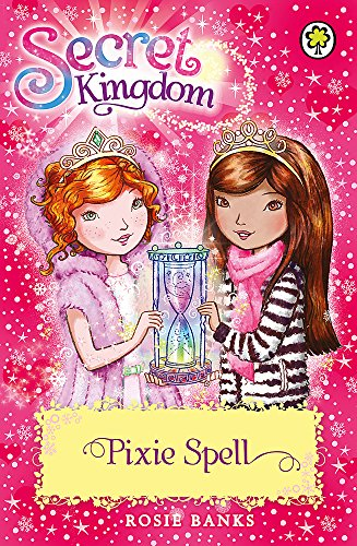 Pixie Spell: Book 34 (Secret Kingdom)