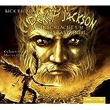 Percy Jackson - Teil 4: Die Schlacht um das Labyrinth. (Lübbe Audio)
