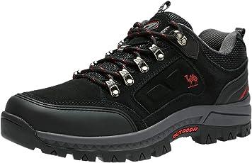 CAMEL CROWN Wasserdichte Wanderschuhe Outdoor Trekking Schuhe Männer Sport Hiking Bergschuhe für Klettern Reisen Täglichen Gebrauch Trainer