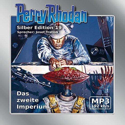 Perry Rhodan Silber Edition (MP3-CDs) 19 - Das zweite Imperium