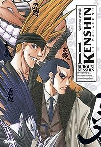 Kenshin le vagabond Perfect Edition Tome 11