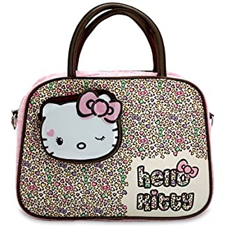 Hello Kitty Pink Cheetah –  Neceser