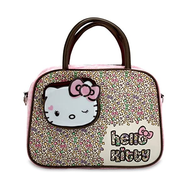 Hello Kitty Pink Cheetah – Neceser