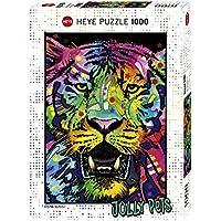 Comparador de precios Heye 29766–Wild Tiger estándar, Dean Russo, Puzzle de 1000piezas - precios baratos