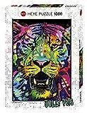 HEYE 29766 - Wild Tiger Standard, Dean Russo, 1000 Teile Puzzle