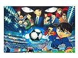 CoolChange Puzzle du detective Conan, 1000 pièces, motif: le 11ème buteur