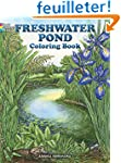 Freshwater Pond Coloring Book