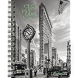 New York 2017 - Städtekalender, Lifestylekalender, Buchkalender, Pocket Diary - 16,5 x 21,6 cm