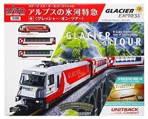 Glacier Express Glacier-sur-tourn?e de N jauge 10-006 Starter Set SP Alpes (japon __gVirt_NP_NN_NNPS<__ importation)