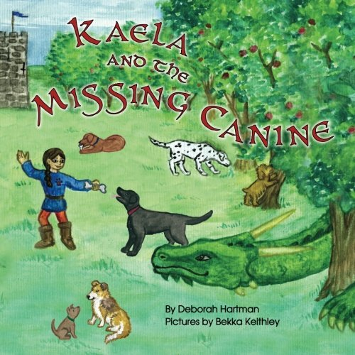 Kaela and the Missing Canine Cover Image