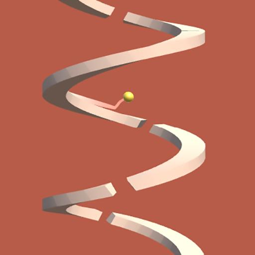 Viral Spiral Stairs 3D (Spiral Artwork)