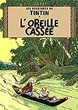 Herge Les Abenteuer des de Tim und Struppi: L 'Oreille Cassee Poster