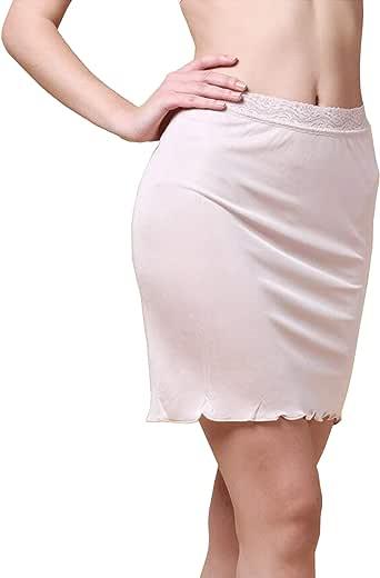 Marlon Sottogonna da donna resistente alladerenza lunghezza 45,7 cm
