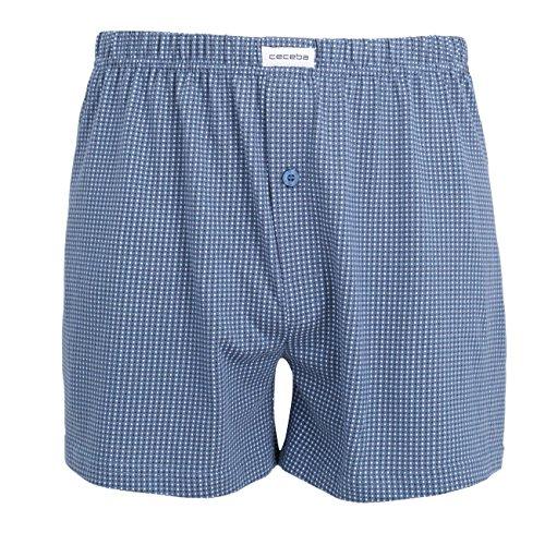 Ceceba Herren Boxershorts Shorts blue-medium-minimal