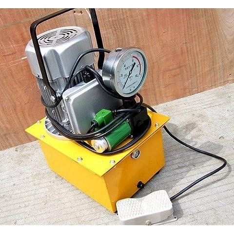 Bomba alta presión Gowe Motor hidráulico bomba hidráulica eléctrica Manual bomba hidráulica eléctrica bomba de aceite presión foreceast 0,