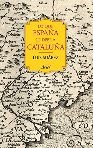 Lo que España le debe a Cataluña : (732-1516)