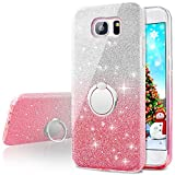 Galaxy Note 5 Case,Galaxy Note 5 Phone Cases,Miss Arts Girls Bling Glitter Sparkle