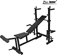 Protoner FREESTNDG Blend 8-in-1 Multi-Purpose Weight Bench
