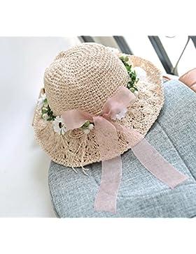 LVLIDAN Sombrero para el sol del verano Lady Anti-sunshine rosa