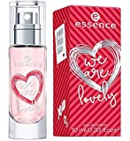Essence we are lovely eau de toilette Nr. 01 You're the ooohh to my lala Inhalt: 10ml