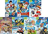 Paw Patrol - Volume 1-7 (Toggolino) im Set - Deutsche Originalware [7 DVDs]