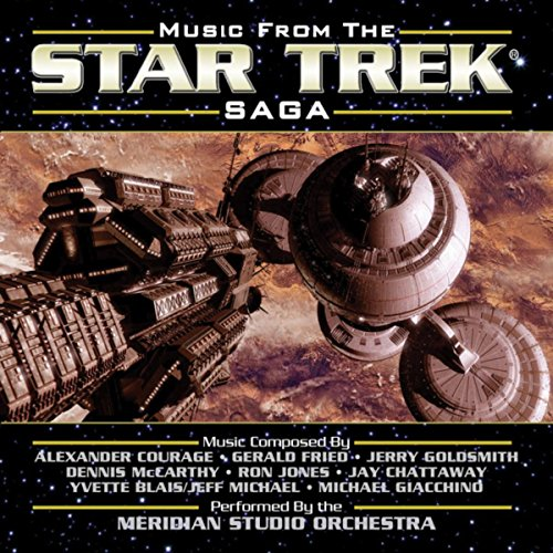 Music From The Star Trek Saga Vol 1