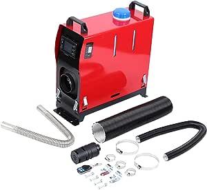 Honhill 5kw 12v Diesel Standheizung Integration In Einem Gerät Luftheizung Standheizung Diesel Mit Lcd Fernbedienung Für Lkw Anhänger Wohnmobile Auto