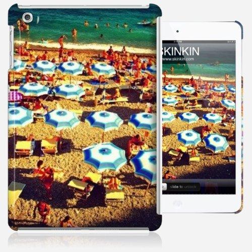 Coque iPhone 6 et 6S de chez Skinkin - Design original : Parasols par Pierre-Henry Precigout Coque Galaxy S3