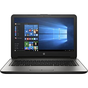 HP AR004TU 14-inch Laptop (6th Gen i3-6006U/4GB/1TB/Windows 10 Home/Integrated Graphics), Turbo Silver with pre-loaded Microsoft Office H&S