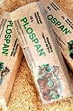 Plospan 25kg Holzfaser Einstreu Sägespäne als Nagerbett Hobelspäne…