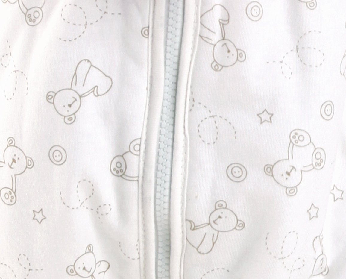 Saco de Dormir con Pies de Invierno para Niño Slumbersac aprox. 3.5 Tog – Oso- 24-36 meses