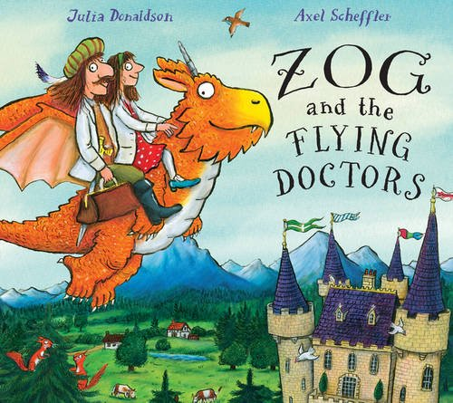 Zog and the flying doctors. HB por Vv.Aa.